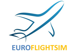 euroflightsim logo